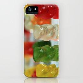 Gummy Bear Meeting iPhone Case