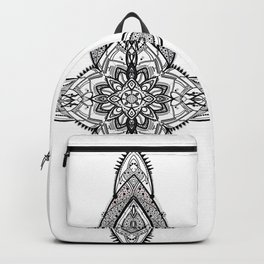 Lans' Cross - Contemporary Gothic Backpack