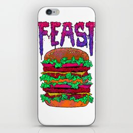 FEAST iPhone Skin