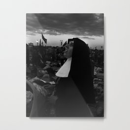 Spanish Dominican, Madrid, 2011 Metal Print