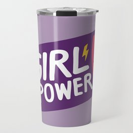 Girl Power Travel Mug