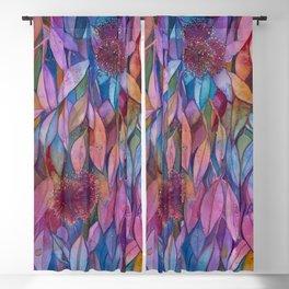 Gum Blossoms 2 Blackout Curtain