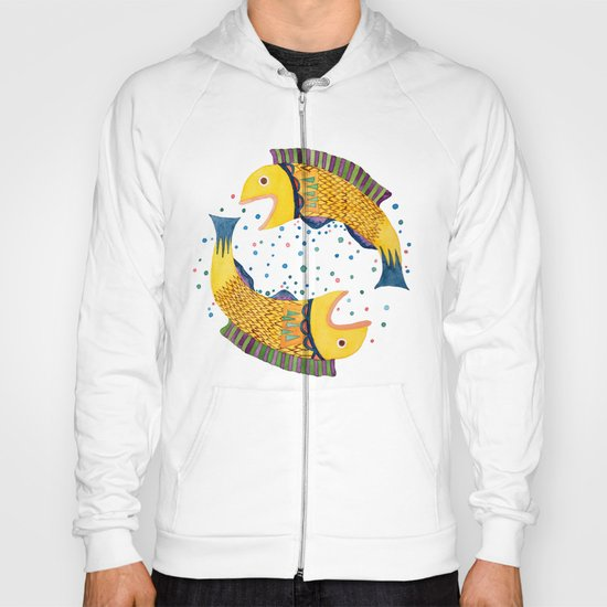 swimming circle Hoody