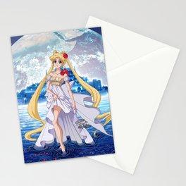 Sailor Moon Crystal Princess Serenity Stationery Cards