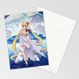 Sailor Moon Crystal Princess Serenity Stationery Cards
