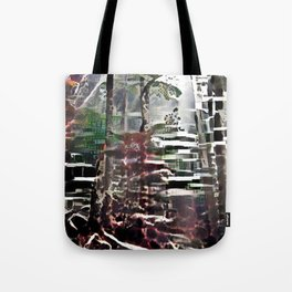 Abstract Forest 1 Tote Bag