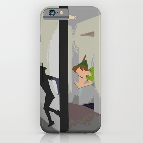 Chasing A Shadow iPhone & iPod Case