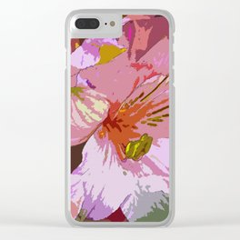 Because I Love You Clear iPhone Case