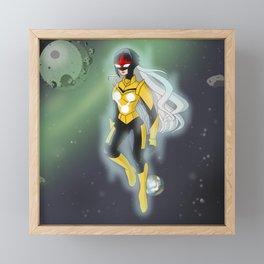Nova Framed Mini Art Print