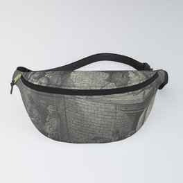 London. A Pilgrimage Part Two Gustave Dore Fanny Pack