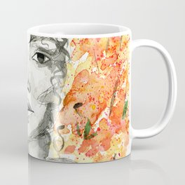 Flower Fro Coffee Mug