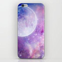 Pastel Celestial Skies iPhone Skin