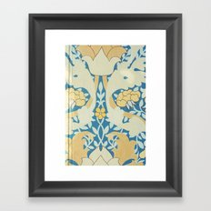 Pattern Two Framed Art Print