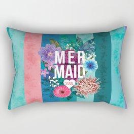 Mermaid Soul <3 Rectangular Pillow