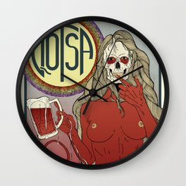 QOSTA Wall Clock