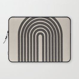 Rainbow Art, Geometric Mid Century, Laptop Sleeve