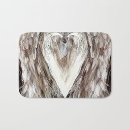 Heart & SoulMate Bath Mat