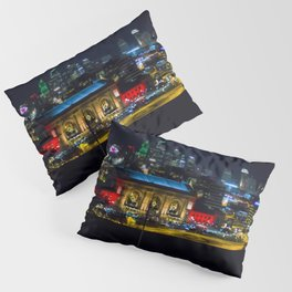 Union Station Tilt Shift Pillow Sham