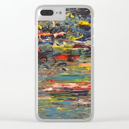 In Flight Clear iPhone Case