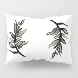 Sprig of Leaves - Katrina Niswander Pillow Sham