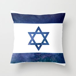 Love Israel  congratulations 462 Throw Pillow