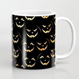 Scary jack-o-lantern Coffee Mug