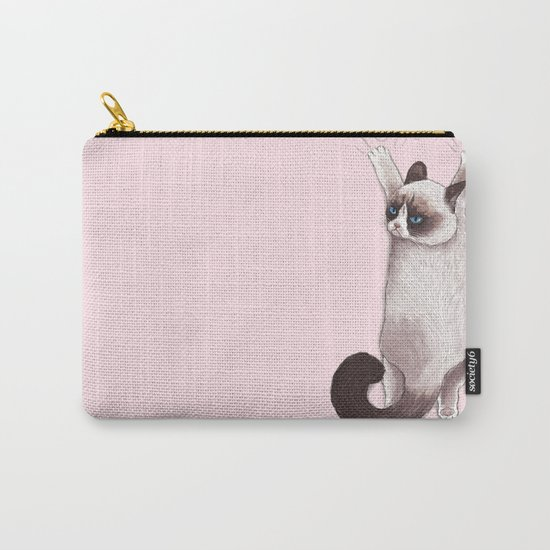 Grumpy Hang Carry-All Pouch