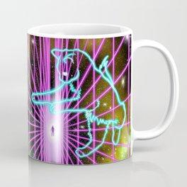 Kitties in space Coffee Mug