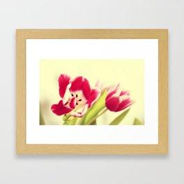 Spring - JUSTART © Framed Art Print