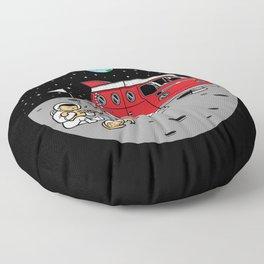 Combistronaut Floor Pillow