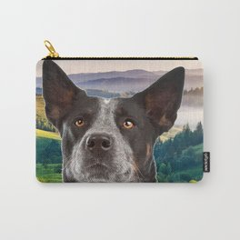 Australian Cattle Dog Carry-All Pouch