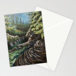 Lynn Canyon Stationery Cards