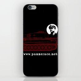 Michael Wittmann Panzer Ace 222 Villers Bocage Black iPhone Skin