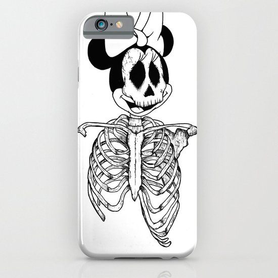 GreaterDeathsney iPhone & iPod Case
