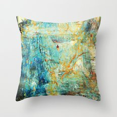 Braindead Throw Pillow