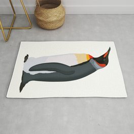 King Penguin Rug