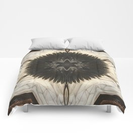 Quartz and Feather Comforters