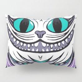 Chesire Smile Pillow Sham