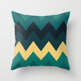Chevron 0451 Throw Pillow