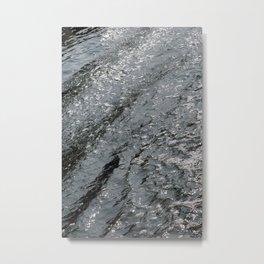 waters no.2 Metal Print