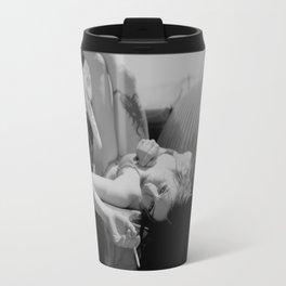 Chola Bad Ass Bitch Smokes Travel Mug
