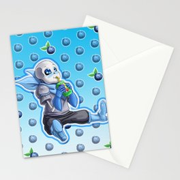 A very berry juice box Stationery Cards