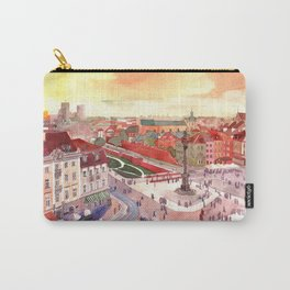 Evening in Warsaw Carry-All Pouch