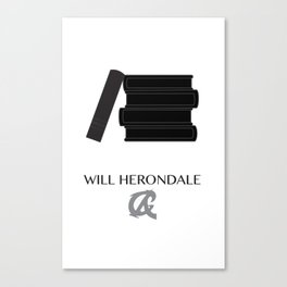 The Infernal Devices Will Canvas Print