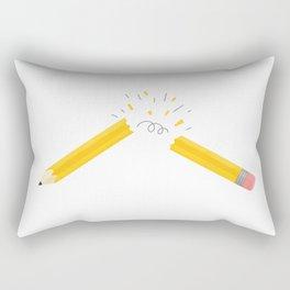 Snap! Rectangular Pillow