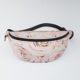 Beautiful Pink Roses Fanny Pack
