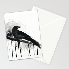 grackle Stationery Cards
