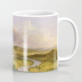 The Oxbow (Connecticut River near Northampton) by Thomas Cole Coffee Mug