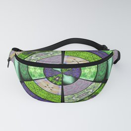 Celtic Pizza Fanny Pack