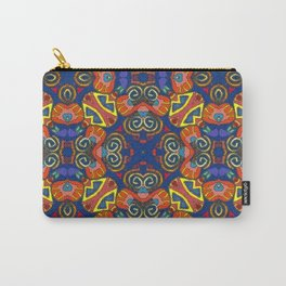 Patternal Equilibrium Carry-All Pouch